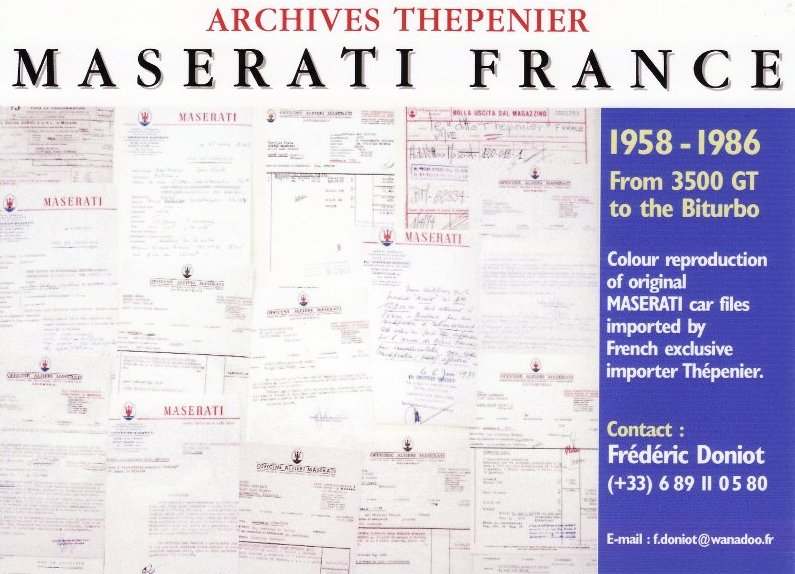 Thepenier Archives